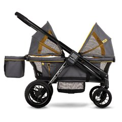 Прогулянковий візок Evenflo Pivot Xplore All-Terrain Stroller Wagon - Adventurer зображення